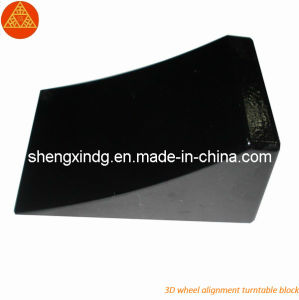Wheel Alignment Thrust Block Rubber Wheel Brake Stopper Block Sx212 pictures & photos