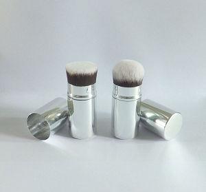 China Name Brand Makeup Brushes Retractable Powder Brush Factory - China Make-up Brush, Foundation Brush