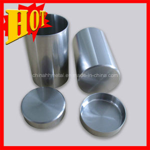 Pure Tungsten and Molybdenum Crucible