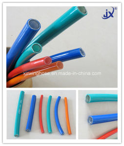 High Pressure Hydraulic Fibre Braided Oil Resistant Hose pictures & photos