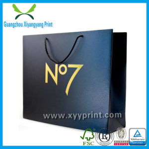 Custom Luxury Paper Ping Gift Bag With Logo Print Whole