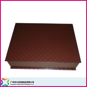 Food Packaging Box with Glossy Spot UV (XC-1-060) pictures & photos