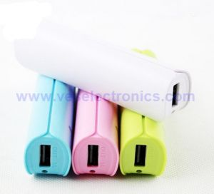 USB Power Bank Mobile Phone portable Power Bank 2600mAh pictures & photos