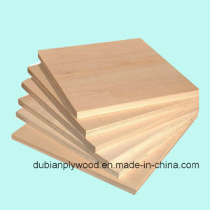 1220X2440mm Commercial Birch Plywood with Good Quality pictures & photos