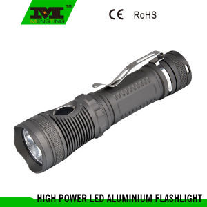 T6061 Aircraft-Grade Aluminum LED Flashlight 8033