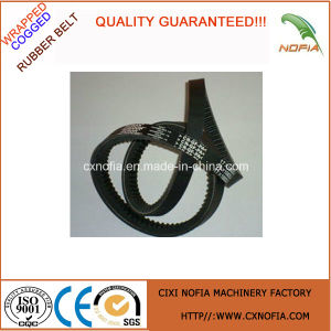 Rubber Cogged V Belt