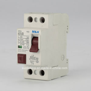 Nfin 2p, 4p Electronic Type Residual Current Circuit Breaker (RCD RCCB ELCB) Ce Certificates pictures & photos