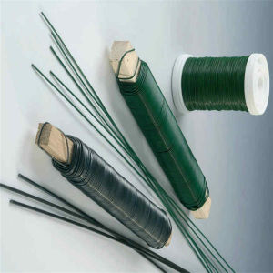 High Quality Galvanized Straight Cutting Wire/Steel Florist Wire 300mm pictures & photos