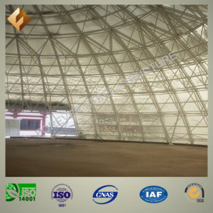 Steel Structure Space Frame Commercial Building