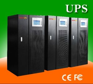 IGBT and DSP Technology Industrial UPS 80kVA pictures & photos