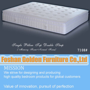 Health Care Memory Foam Mattress (7108) pictures & photos