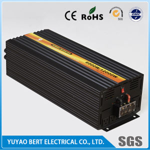DC to AC Power Inverter 6000watt, Pure Sine Wave Inverter (BERT-P-6000W-S)
