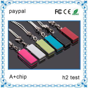 2GB-16GB Mini Metal USB with Custom Logo