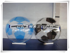 New Popular Style Soccer Water Walking Ball Inflatable Ball