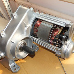 Gear Motor for Center Pivot
