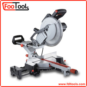 10′′ 1800W Sliding Miter Saw for Aluminum Cutting (220345) pictures & photos