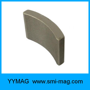 Permanent Rare Earth Segment SmCo Motor Magnet for Motorcycles pictures & photos