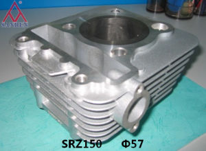 Cylinder Block for YAMAHA Motorcycle pictures & photos