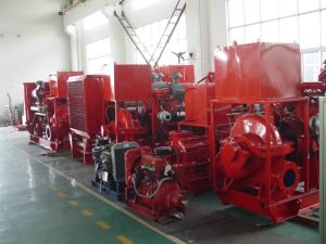 UL Fire Fighting Pumps Packages with Diesel Electric Jockey Pumps pictures & photos