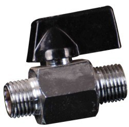 M*M Forging Brass Mini Ball Valve (YED-A1052)