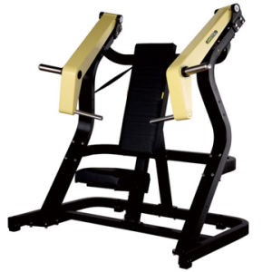 Seated Incline Chest Press Gym Machine pictures & photos