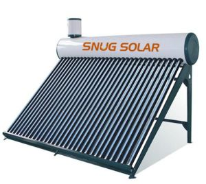 300L Low Pressure Solar Heating for Domestic with CE pictures & photos
