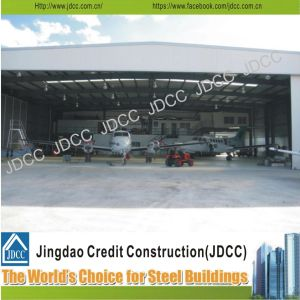 High Quality Galvanization Light Steel Structure Aircraft Hangar pictures & photos