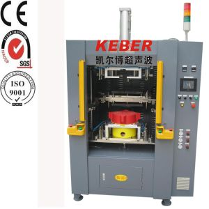 Hydraulic Motor Hot Plate Welding Machine for Dust Barrel (KEB-6550)