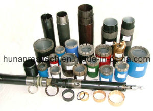 Impregnated Diamond Core Bit, Surface Set Reaming Shell, Diamond Casing Shoe Bit, Core Barrel and Overshot