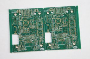 4 Layers Fr4 Gold Printed Circuit Board PCB pictures & photos