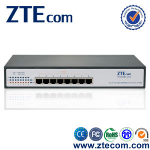 8 Port Gigabit Poe Switch for IP Camera