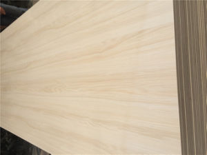 Double Sides 18 mm Melamine Laminated Plywood Furniture and Kitchen Grade pictures & photos