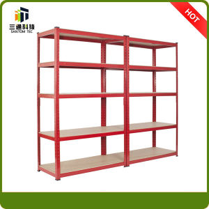 Slotted Angle Shelf, Steel Angle Sheving for Sale pictures & photos