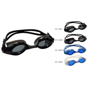 Silicone Swimming Goggle (CF-4000) pictures & photos