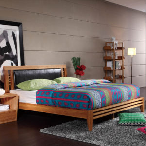 2015 Modern Bamboo Bed with New Design pictures & photos