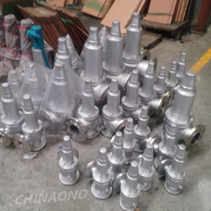 Stainless Steel Safety Valve with Flange for Boiler pictures & photos
