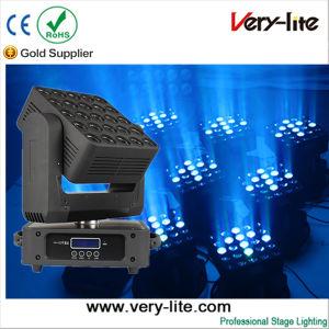 25 12w Professional Led Moving Head Matrix Stage Lighting