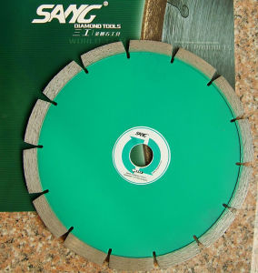 Diamond Sandstone Cutting Saw Blade pictures & photos