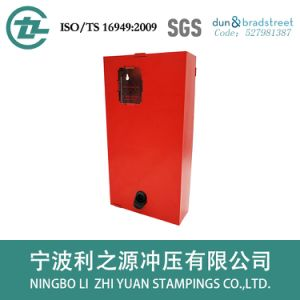 Sheet Metal Stamping Box for Fire Extinguisher pictures & photos