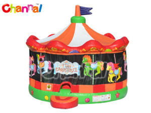 Jumbo Carousel Bouncer Inflatable Bb275