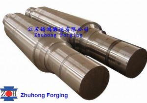 Forged Steel Shaft Bars 42CrMo4 pictures & photos