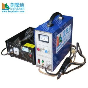 Handheld Ultrasonic Spot Welder for Plastic Spot Welding/Staking, Rivetting