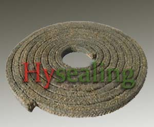 Square Flax Packing Gasket with Oil Grease pictures & photos