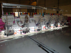 Laser, Flat, Single Sequin&Coiling Embroidery Machine pictures & photos