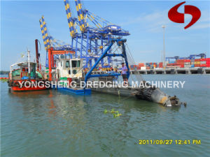 Electrical&Hydraulic River Dredge (CSD 300)