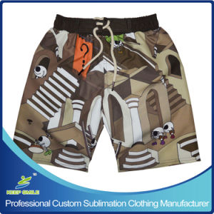 Sublimated Custom Kids Beachwear Beach Short pictures & photos