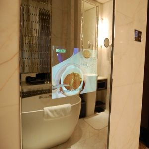 Smart Mirror Tv Bathroom Hotel