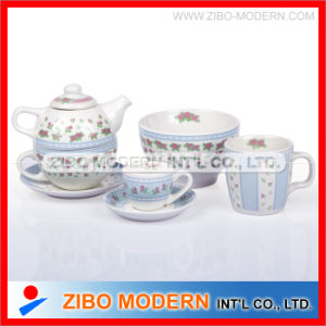 Porcelain Dinnerware Crockery Dinner Set pictures & photos