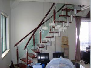 Aluminum Balustrade Modular Stairs