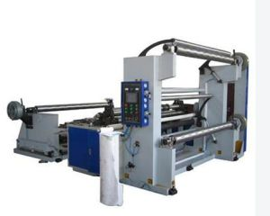 Automatic Paper Slitting and Rewinding Machine (QFJ1100-2800B)